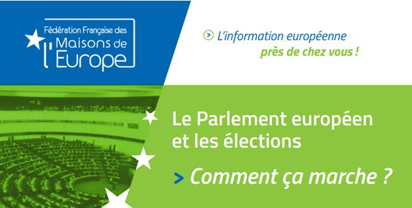 Le Parlement européen et les élections, comment ça marche ? • 2019