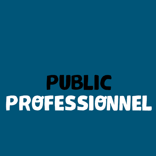 Public professionnel