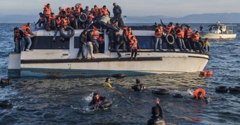 Migrations, une histoire européenne • 2016