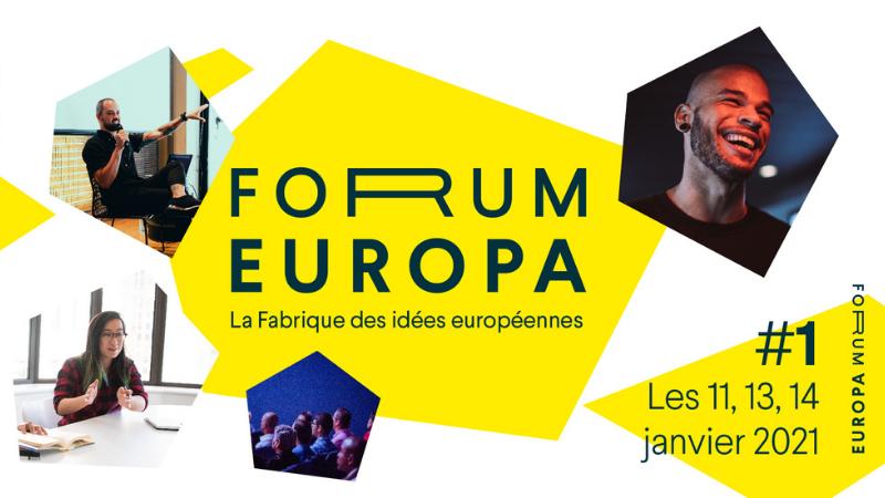 Forum Europa Nantes, la Fabrique des idées européennes