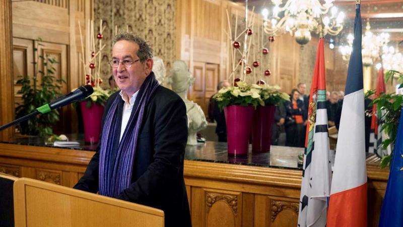 Zoom sur : Philippe Malinge, secrétaire de l'association EuropAgora et membre de la Maison de l'Europe – Europa Nantes
