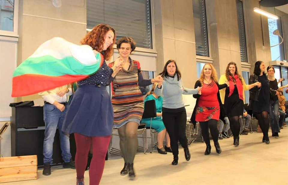 Zoom sur : Valya Fournier, et Galina Doychinova co-fondatrices de l'association Franco-Bulgare