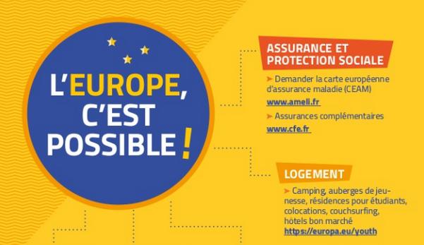 L'Europe, c'est possible – 2019