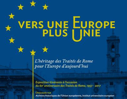 Vers une Europe plus unie • 2017