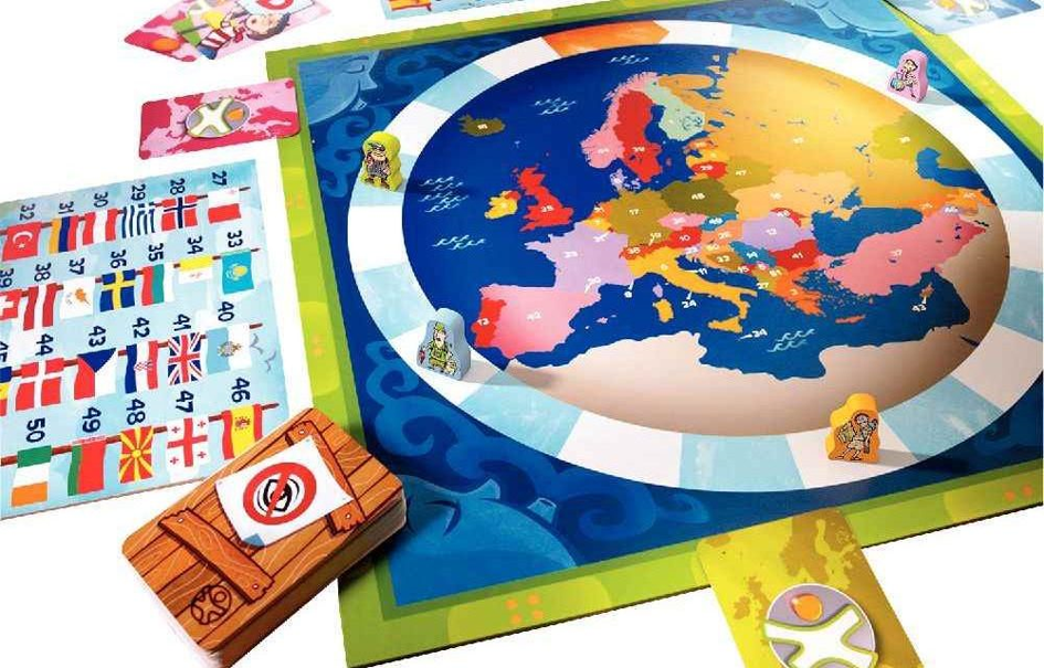 Les pays d'Europe – Terra Kids