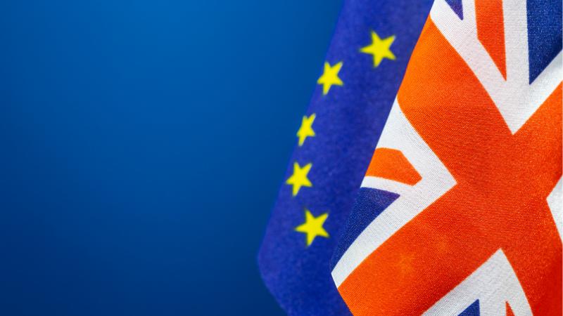 Un accord de commerce et de coopération entre l'Union européenne et le Royaume-Uni