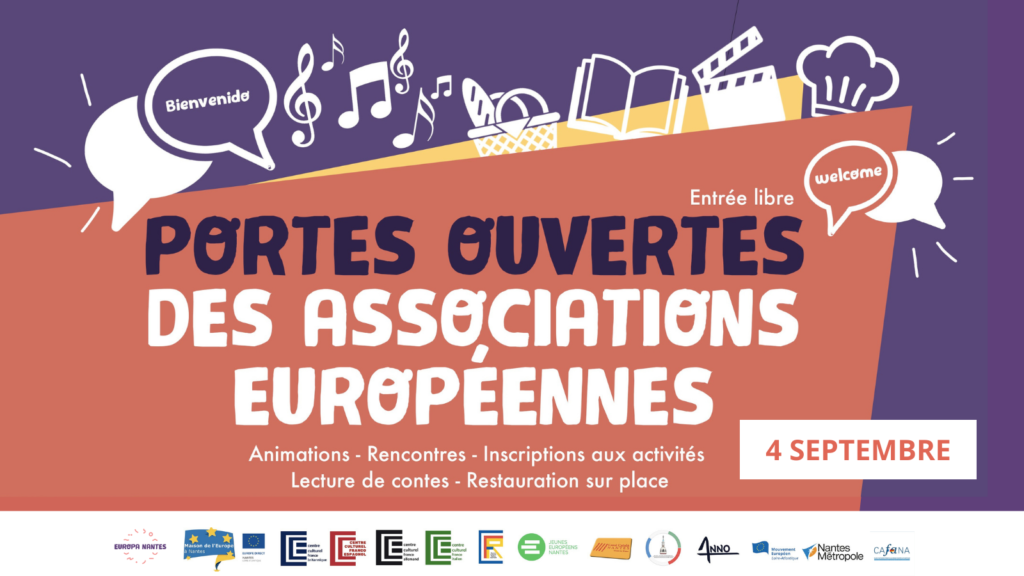 Portes ouvertes des associations européennes !